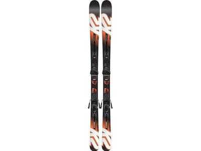 K2 Herren All-Mountain Ski KONIC 76 TI M3 10 COMPACT QUIKCLIK SET Schwarz