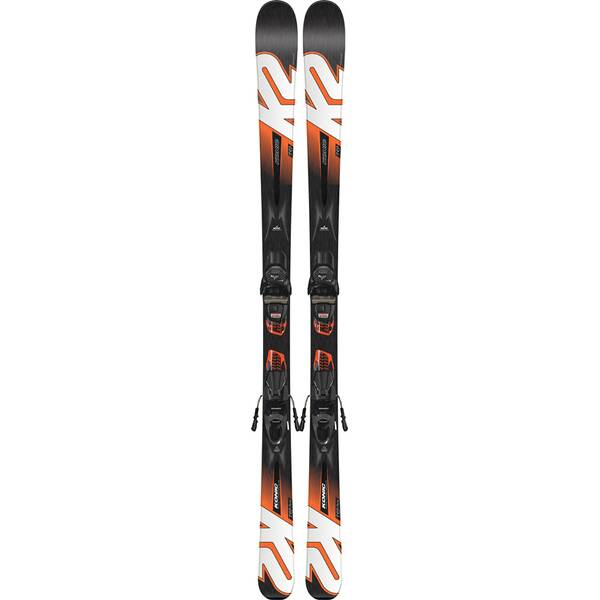 K2 Herren All-Mountain Ski KONIC 76 TI M3 10 COMPACT QUIKCLIK SET