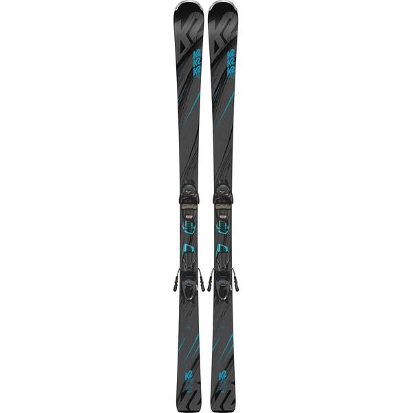 K2 Damen Allmountain Ski Luv Machine 74