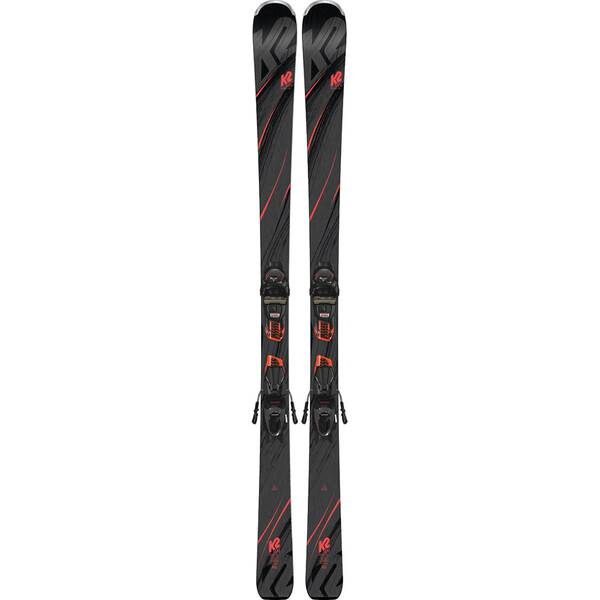 K2 Damen Slalomskier Secret Luv inkl. Bindung ER3 10 Compact