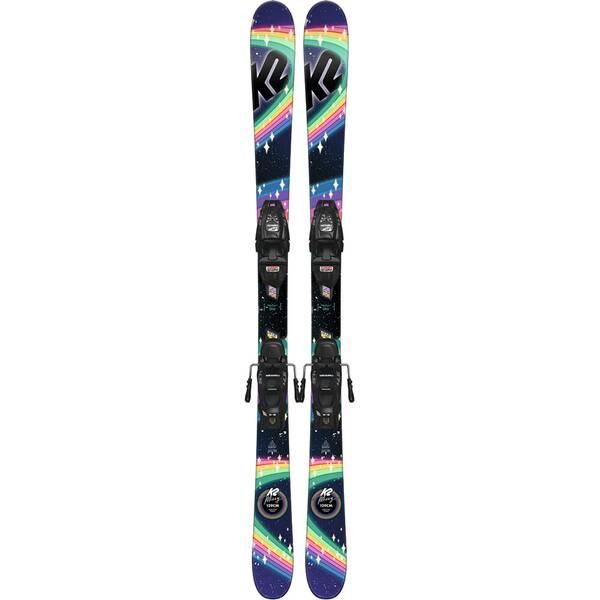 K2 Kinder Ski MISSY FDT 4.5 black SET
