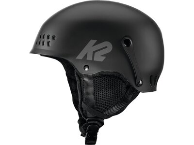 K2 Kinder Helm ENTITY Schwarz