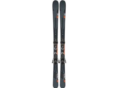 K2 Herren All-Mountain Ski KONIC 76 TI M3 10 COMPACT QUIKCLIK Schwarz