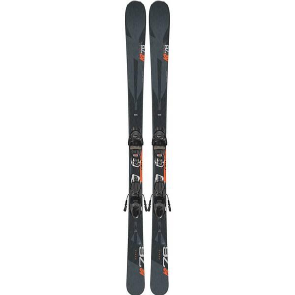 K2 Herren All-Mountain Ski KONIC 76 TI M3 10 COMPACT QUIKCLIK