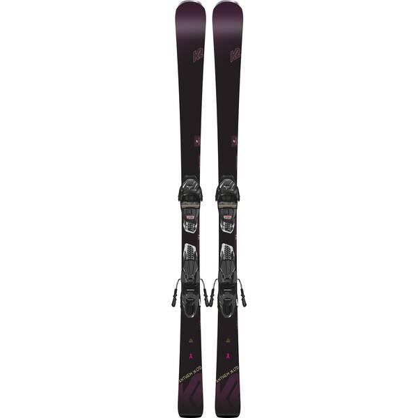 K2 Damen All-Mountain Ski ANTHEM 76 LTD ER3 10 COMPACT QUIKCLIK
