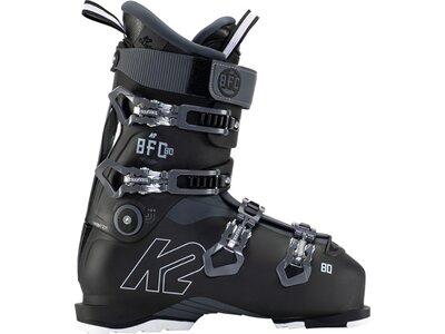 K2 Herren All-Mountain Skischuh BFC 80 / BFC 80 GRIPWALK Schwarz