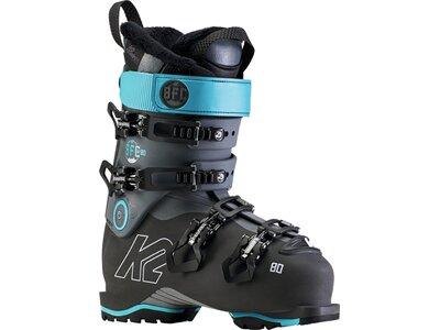 K2 Herren All-Mountain Skischuh BFC W 80 / BFC W 80 GRIPWALK Schwarz