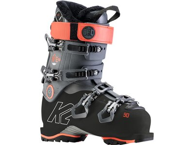 K2 Herren All-Mountain Skischuh BFC W 90 / BFC W 90 GRIPWALK Schwarz