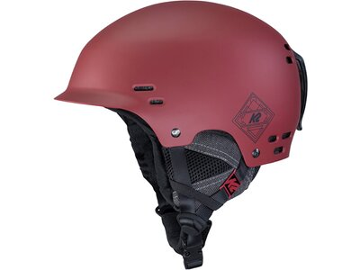 K2 Herren Helm THRIVE Rot