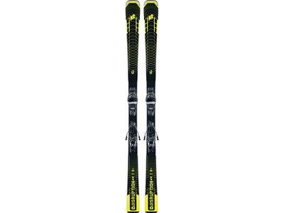 K2 Herren Pisten-Ski DISRUPTION SC M3 11 COMPACT QUIKCLIK Braun