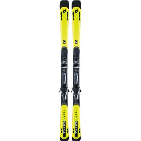 K2 Herren Pisten-Ski DISRUPTION 82 Ti MXCELL 12 TCx QUIKCLIK