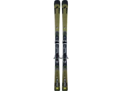 K2 Herren Pisten-Ski DISRUPTION 78 Ti MXC 12 TCx LIGHT QUIKCLIK Grau
