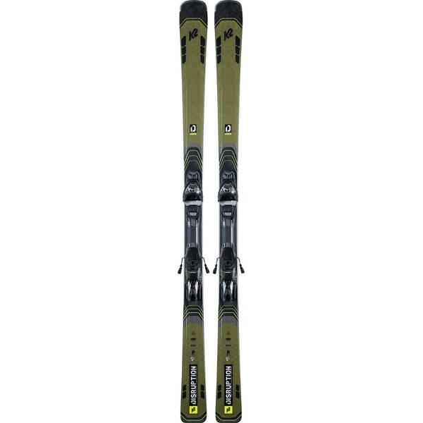 K2 Herren Pisten-Ski DISRUPTION 78 Ti MXC 12 TCx LIGHT QUIKCLIK
