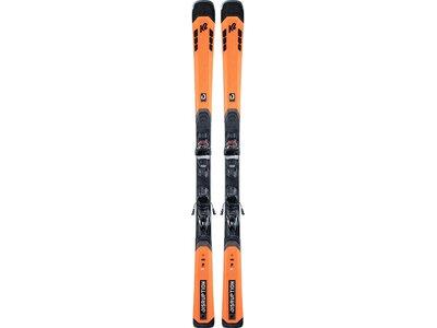K2 Herren Pisten-Ski DISRUPTION 78C M3 10 COMPACT QUIKCLIK Orange