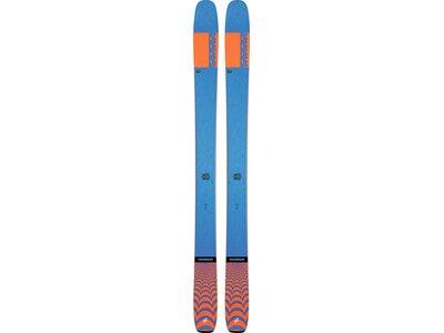 K2 Herren Freeride Ski MINDBENDER 116 C Blau