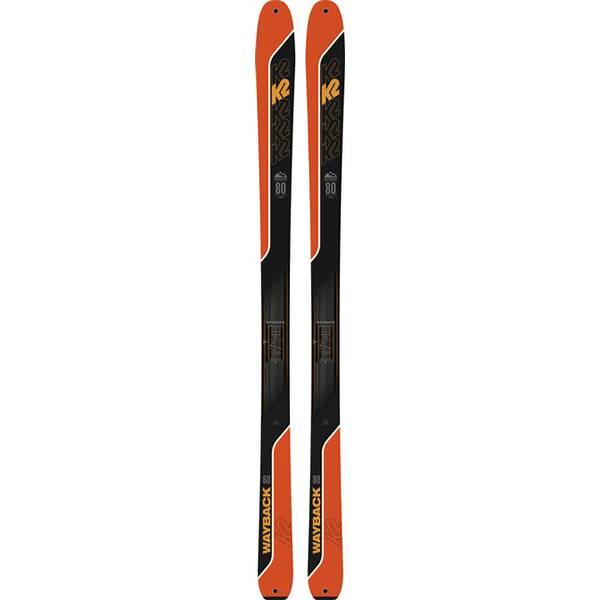 K2  Tourenski WAYBACK 80
