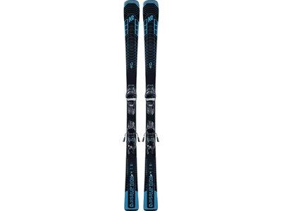 K2 Damen Pisten-Ski DISRUPTION SC ALLIANCE ER3 10 COMPACT QUIKCLIK Schwarz
