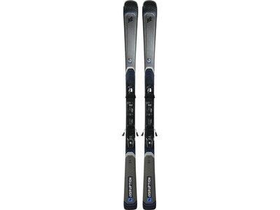K2 Damen Pisten-Ski ANTHEM 76 ERP 10 COMPACT QUIKCLIK Grau