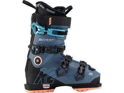 K2 Damen All-Mountain Schuhe ANTHEM 100 LV GRIPWALK Blau