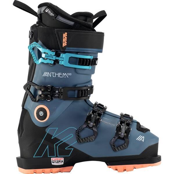 K2 Damen All-Mountain Schuhe ANTHEM 100 LV GRIPWALK