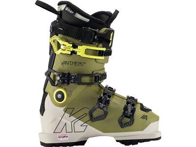 K2 Damen All-Mountain Schuhe ANTHEM 110 LV GRIPWALK Grau