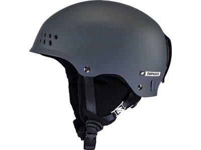 K2 Damen Helm EMPHASIS Grau