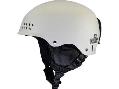 K2 Herren Helm PHASE PRO Silber