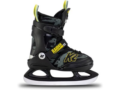 K2 Kinder Eishockeyschuhe RAIDER ICE Grau