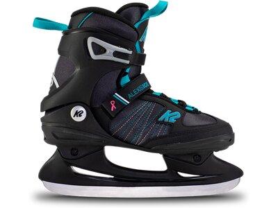 K2 Damen Eishockeyschuhe ALEXIS ICE Schwarz