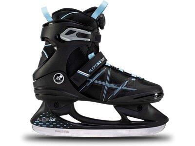 K2 Damen Eishockeyschuhe ALEXIS ICE BOA Grau
