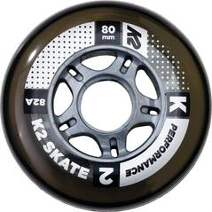 K2 Ersatzrollen 80 MM PERFORMANCE WHEEL 4-PACK