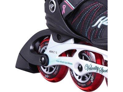 K2 Damen Inline Skates VELOCITY SPORT 84 W Schwarz