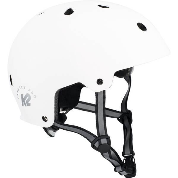 K2 Herren Helm VARSITY PRO white