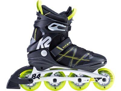 K2 Herren Inline Skates F.I.T. 84 PRO Grau