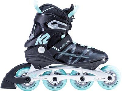 K2 Damen Inline Skates ALEXIS 84 PRO Schwarz