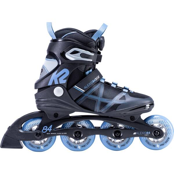 K2 Damen Inline Skates ALEXIS 84 BOA