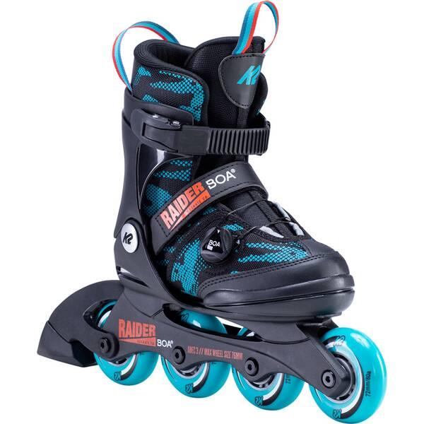 K2 Jungen Inline Skates RAIDER BOA