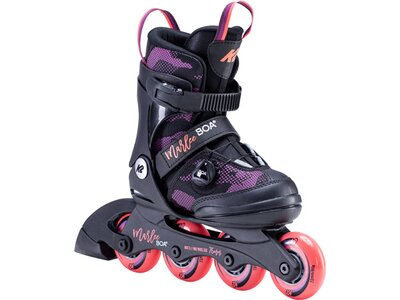 K2 Mädchen Inline Skates MARLEE BOA Grau