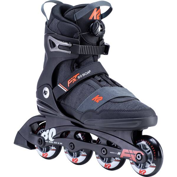 K2 Herren Inline Skates F.I.T. 80 BOA