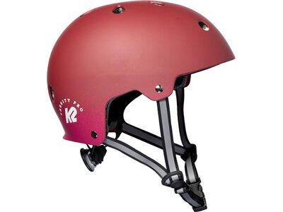 K2 Helm VARSITY PRO HELMET red Rot
