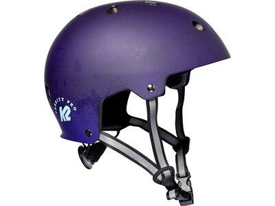 K2 Damen Helm VARSITY PRO HELMET purple Blau
