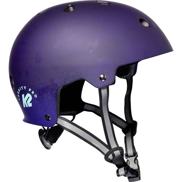 K2 Damen Helm VARSITY PRO HELMET purple