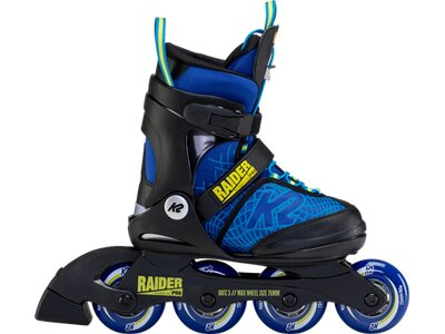K2 Kinder Inlineskates RAIDER PRO Blau
