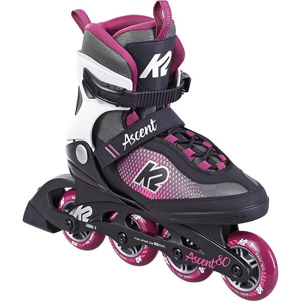 K2 Damen Inlineskates ASCENT 80