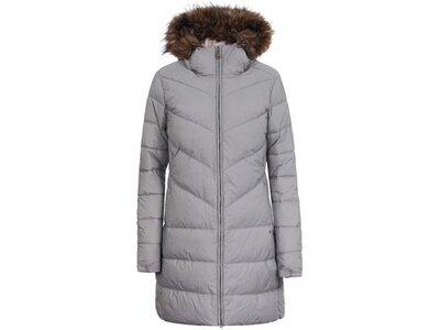 LUHTA Damen Mantel GILDA L7 Grau