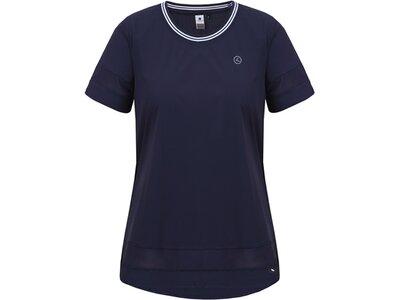 LUHTA Damen T-Shirt ALEKSANDRA Schwarz