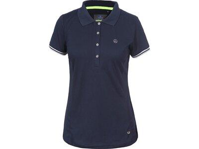 LUHTA Damen Poloshirt ELINA Blau
