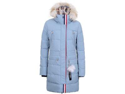 LUHTA Damen Jacke INGINMAA L7 Blau
