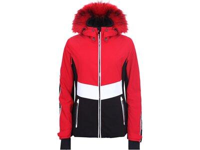 LUHTA Damen Jacke JAKKA L7 Rot
