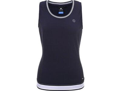LUHTA Damen Shirt HONKILAHTI Blau
